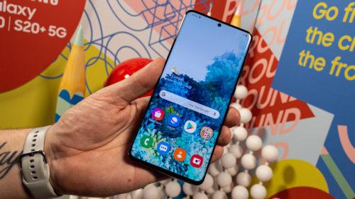Cât de rezistent e, de fapt, Samsung Galaxy S20: rezistă de 1.400 de dolari?