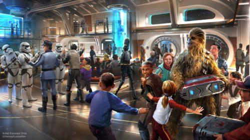Hotelul pentru fanii Star Wars este (încă) o sursă de bani pentru Disney
