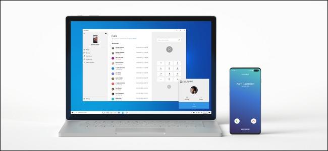 Windows 10 apel telefonic