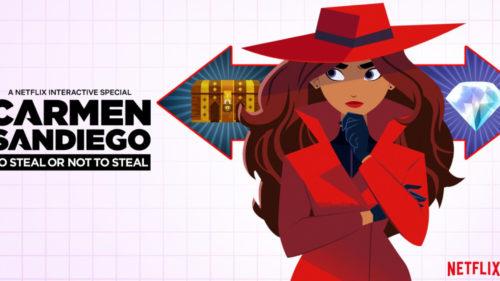 Poate primul joc adevărat pe Netflix are o dată de lansare: ce este Carmen Sandiego
