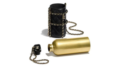 """Cea mai scumpă sticlă de apă: Chanel luptă împotriva încălzirii globale cu o """"bijuterie"""""""