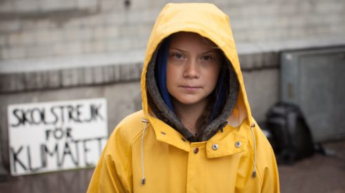 Greta Thunberg te va învăța cum să protejezi planeta în propriul serial TV
