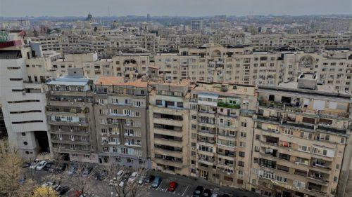 FOTO România | Prima zi de carantină: cum arată străzile din București