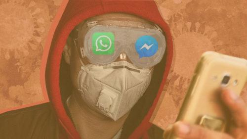 """Dezinformarea, la un click distanță: coronavirus, sursă de """"povești"""" pe WhatsApp și Messenger"""