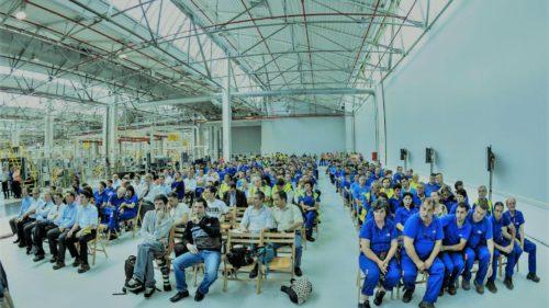 Blocaj în industria auto din România: Ford își trimite acasă angajații uzinei din Craiova