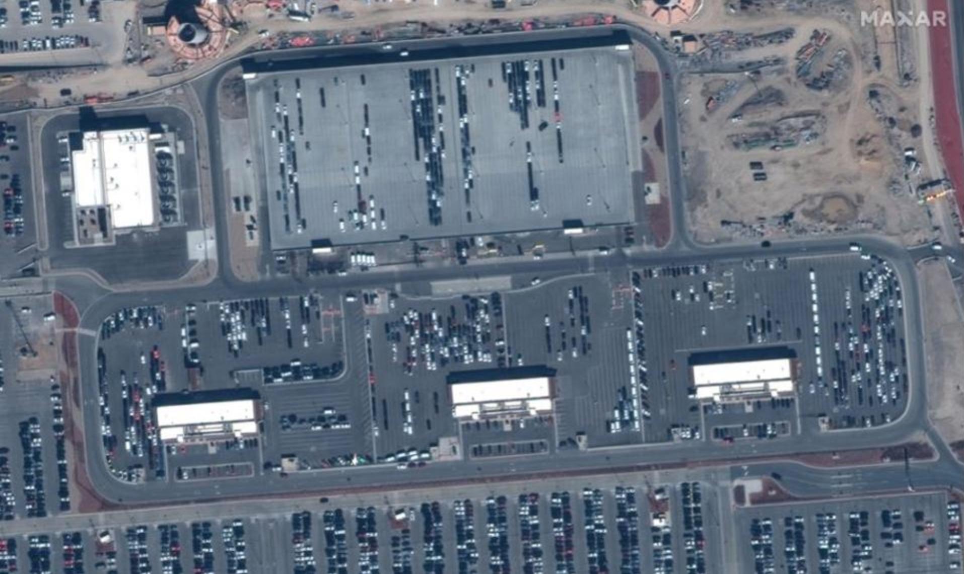 Parc auto companie închirieri mașini Aeroport Salt Lake