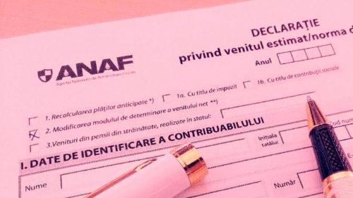 Anunțul ANAF pentru români: de ce să plătești impozitul până la 25 aprilie