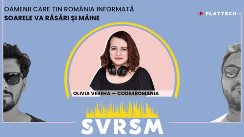 🎧 Românii care au creat aplicațiile din care iei informații sigure | SVRSM E05