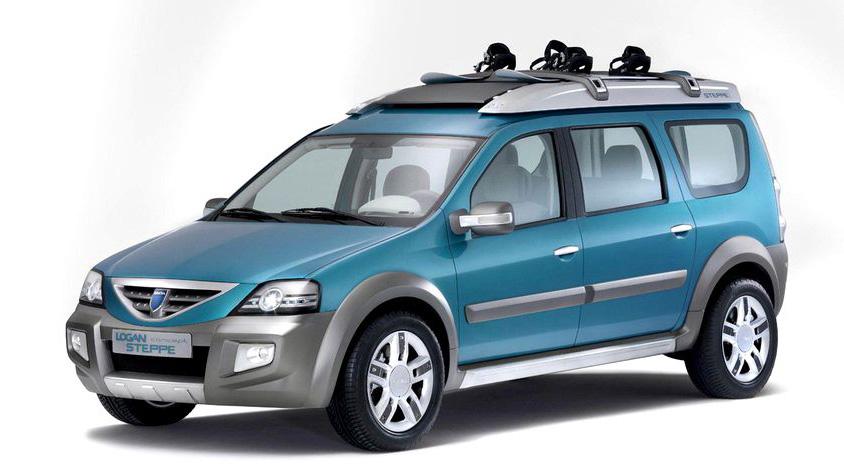 Dacia Logan Steppe model concept (4)
