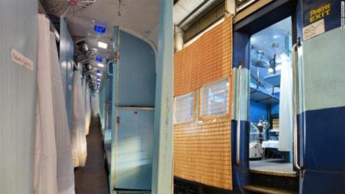 Țara în care trenurile sunt transformate în spitale și centre de carantină ar putea inspira și CFR