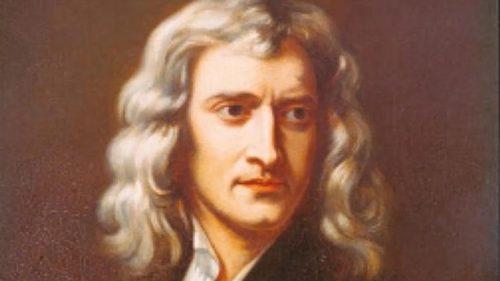 Isaac Newton promova distanțarea socială în 1665: ce a făcut, cât a stat acasă
