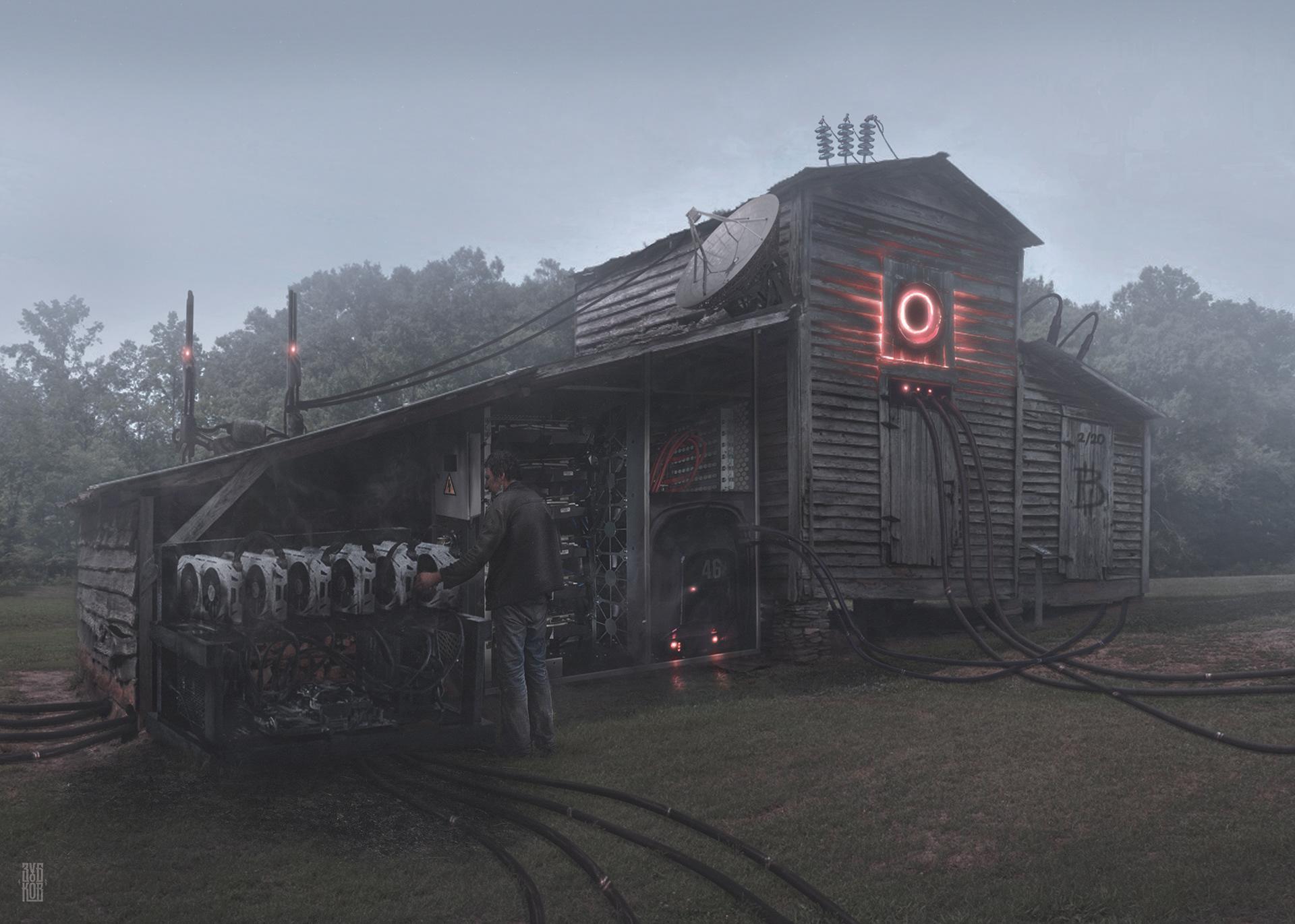 Rusia in 2046 concept SF lumea in viitor