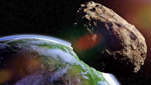 Asteroidul imens descoperit în urmă cu 22 ani trece pe lângă Pământ. Unde îl urmărești prin live stream
