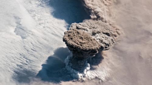 Cum pot fi dronele folosite în predicția erupțiilor vulcanice