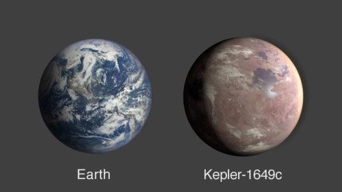 NASA a descoperit o planetă extrem de similară cu Pământul șichiar ar putea fi locuibilă