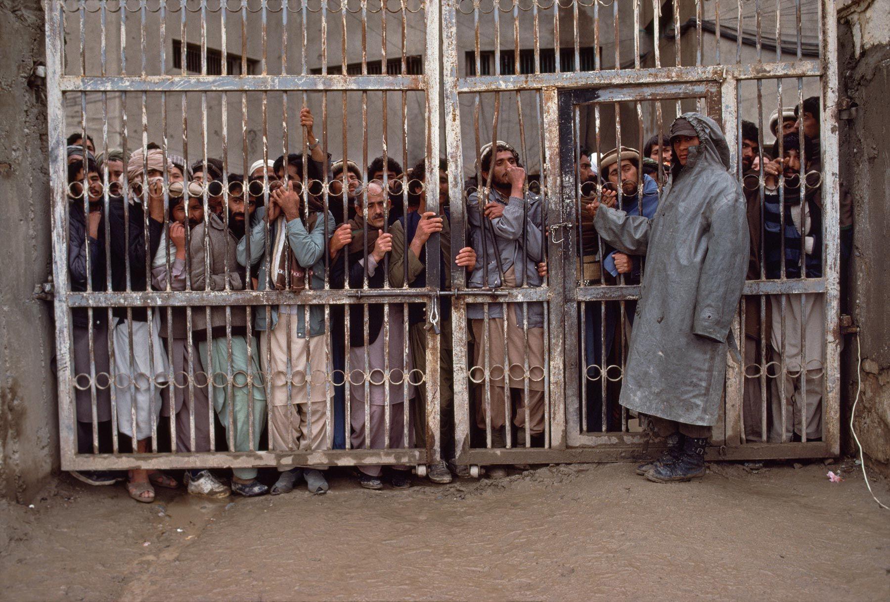 inchisoare afghanistan