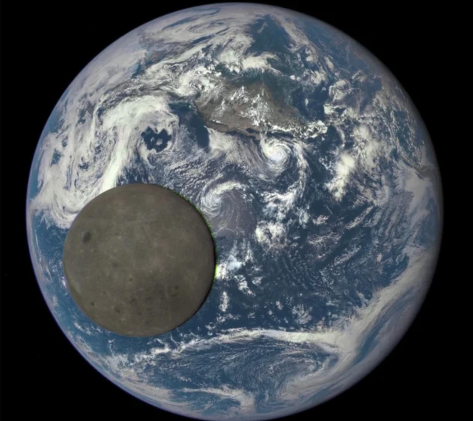 pamant luna