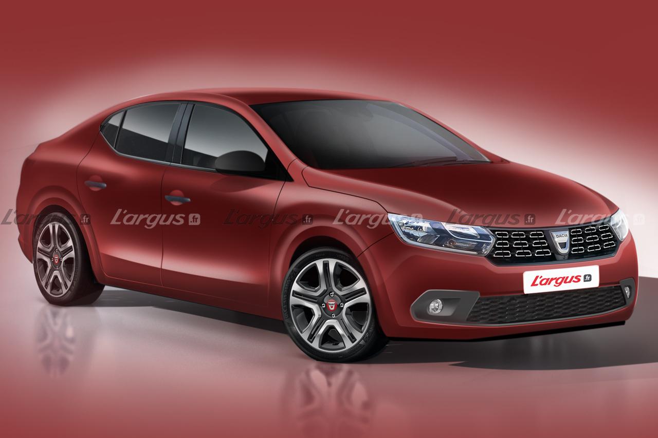 Dacia Logan 3 lansare 2021