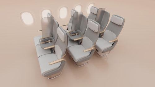 Schimbarea excepțională pentru avioane care te poate proteja de ceilalți pasageri