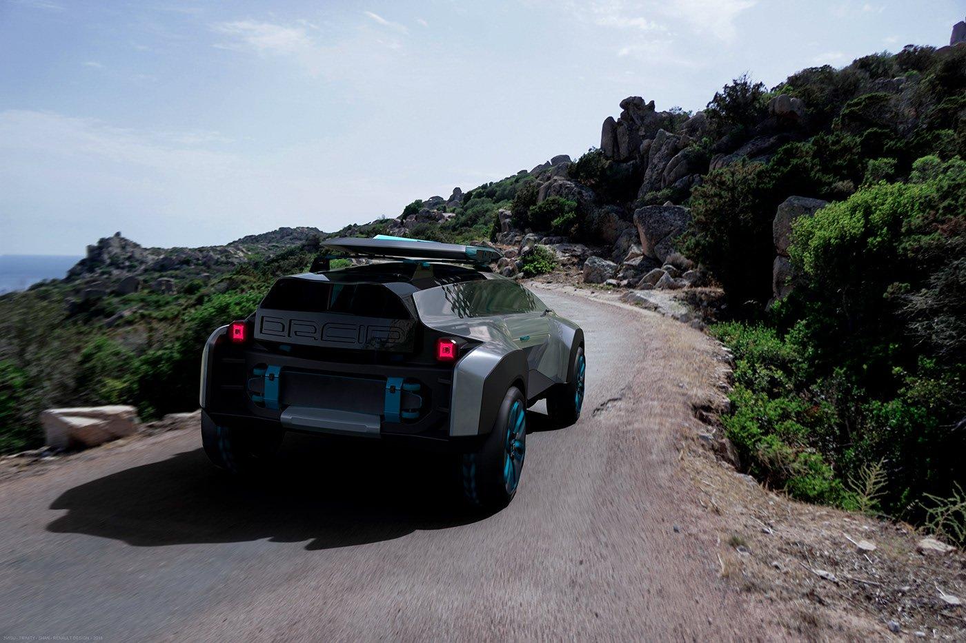 Dacia Duster concept SF