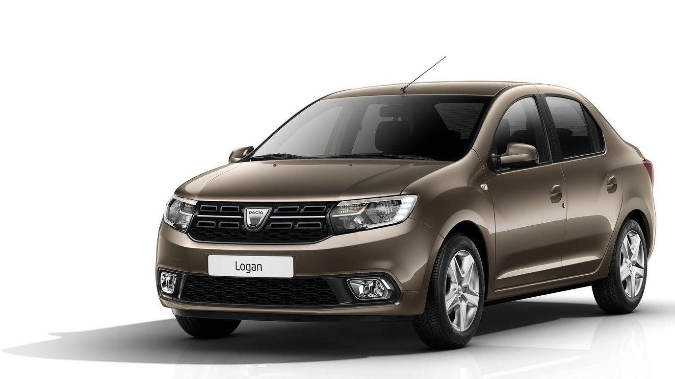 Dacia Logan model baza
