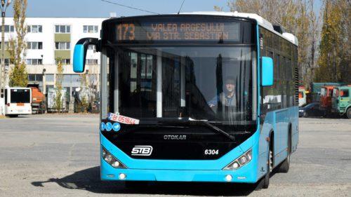 Anunț oficial: cât de sigure sunt autobuzele STB din Capitală care au aer condiționat