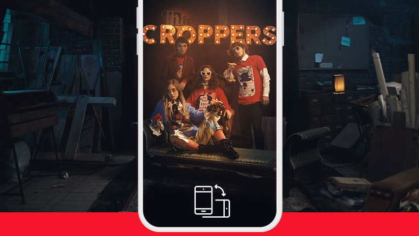 The Croppers serial telefon