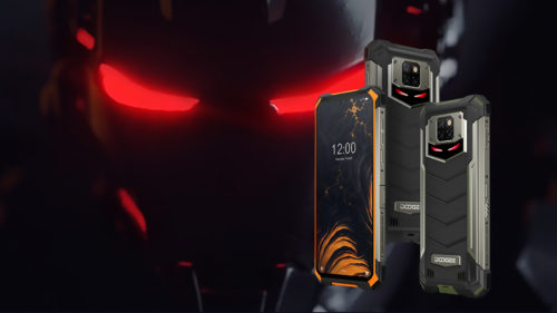 Inspirat din Iron Man, acest telefon rezistă la orice și are o autonomie uimitoare