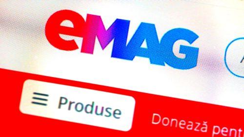 6 reduceri masive la eMAG: televizoare de la 550 lei și laptop de top la ofertă