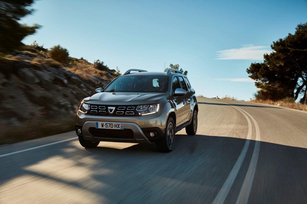 Dacia Duster GPL test franta
