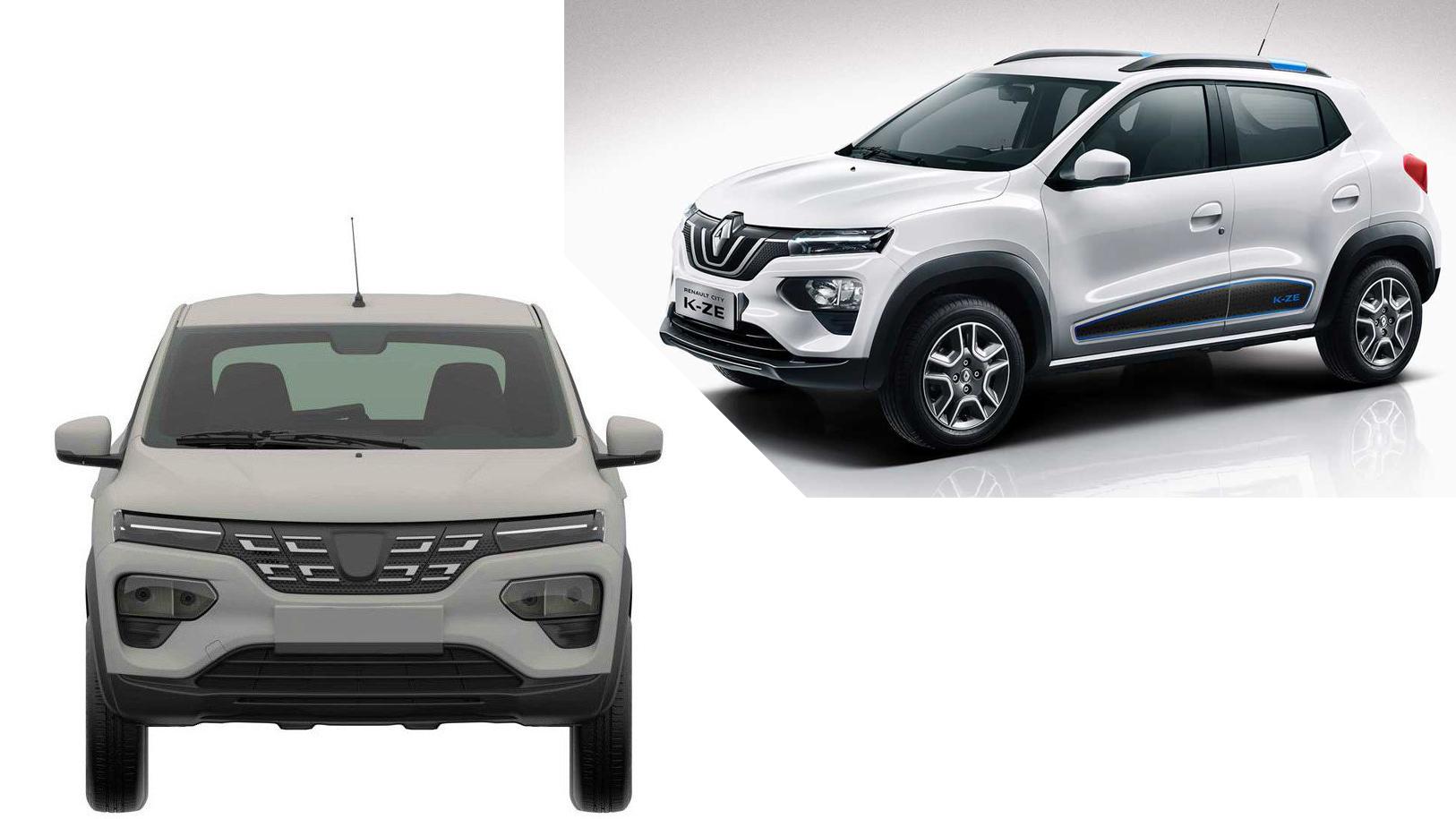Dacia-Spring-Renault-K-Ze-fata