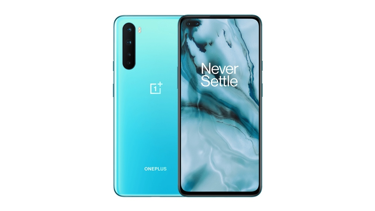 OnePlus-Nord-Blue-Marble-front