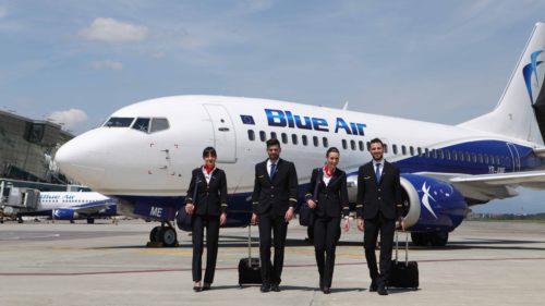 Cum vrea statul să salveze Tarom și Blue Air: sute de milioane de euro ar fi necesare