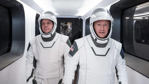 VIDEO Acesta e costumul pe care astronauții NASA îl vor purta în spațiu
