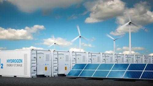 România ar putea avea cea mai avansată centrală energetică: combină eoliene, solară și H