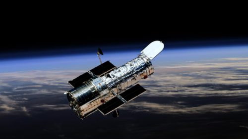 O imagine superbă surprinsă de Hubble ascunde un secret incredibil