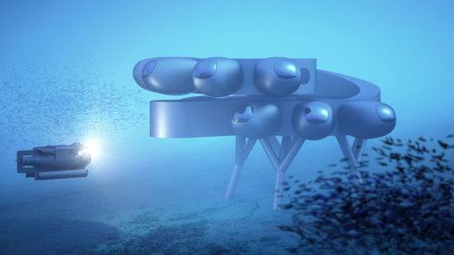 """Cel mai ambițios proiect de cercetare a oceanelor începe cu această """"stație spațială"""""""