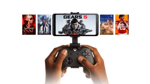 Microsoft xCloud, oficial: serviciul care îți aduce jocuri de Xbox pe mobil, disponibil