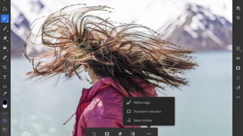 Photoshop introduce funcția care îți permite să vezi imaginile măsluite