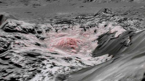 Această planetă din sistemul nostru solar are apă sărată în adâncuri