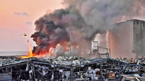 Ce e azotatul de amoniu, produsul chimic care a adus haosul în Beirut