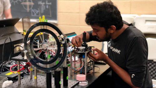 Oamenii de știință au construit o minusculă bandă de alergare pentru creaturi microscopice din apă