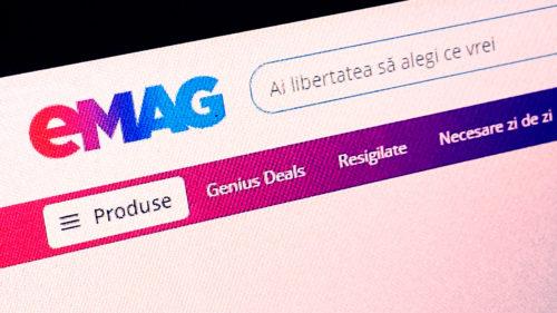 eMAG a băgat reducerile de zile mari: super produse la prețuri mici