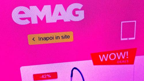 Se întâmplă la eMAG și e pentru toți românii: produse cu prețuri șocant de mici