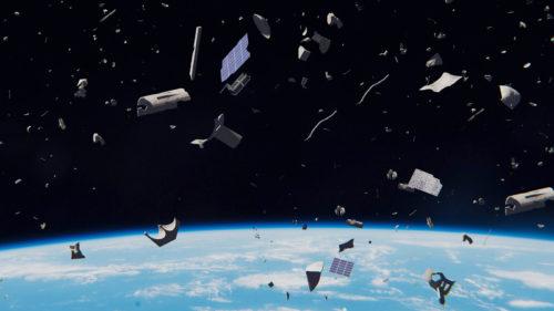 Soluția cercetătorilor de-a urmări gunoiul din spațiu mult mai eficient