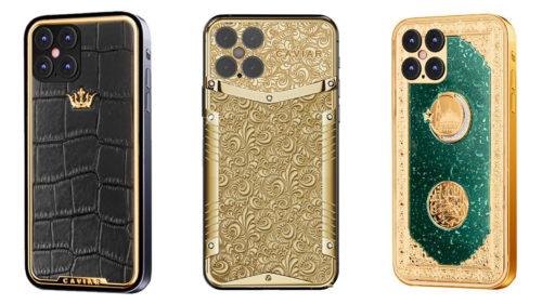 iPhone 12 Pro, online: costă cât o mașină și poți opta pentru varianta din aur