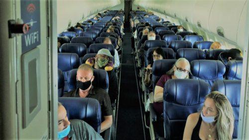 De ce avioanele pot fi, de fapt, sigure chiar și în timpul pandemiei