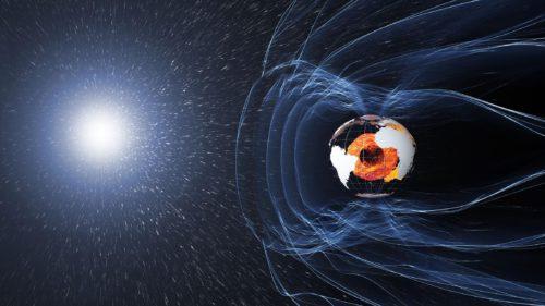 Fenomenul bizar detectat în câmpul magnetic al Pământului