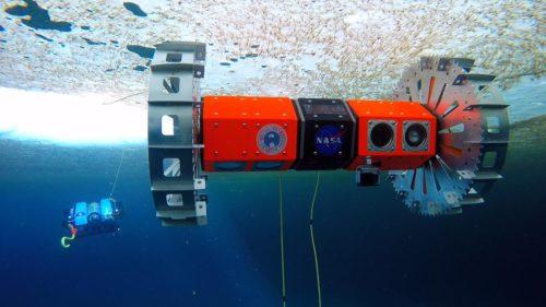 Robotul pe care NASA vrea să-l folosească pentru a căuta extratereștri în oceane
