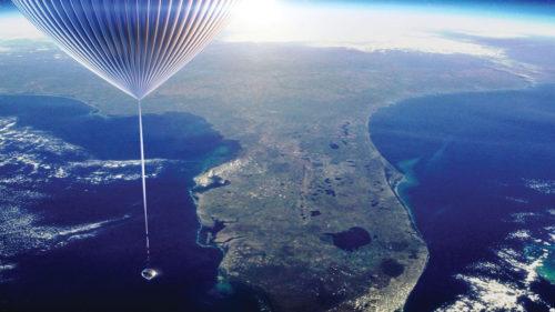 Sateliții lansați din baloane cu aer cald vor deveni realitate. De ce e mai util așa?